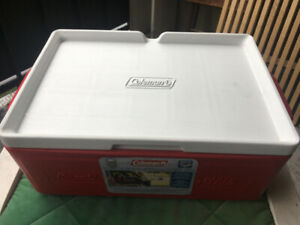 Coleman 24 cans Party Stacker cooler