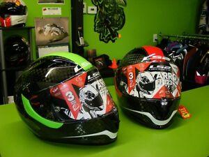 LS2 - Carbon - Arrow Race Helmet - Fits like Small at RE-GEAR Kingston Kingston Area image 1