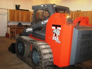 Solideal OTT HXD rubber track for skid steer