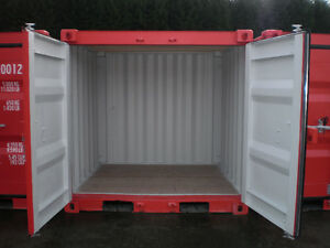 Insulated 6' X 6' Storage Containers - GREAT PRICE $1550!!!