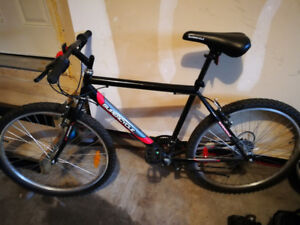 Supercycle 26 inch moutain bike only used once.OR BEST OFFER