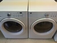 KENMORE AFFINITY Laveuse Secheuse Frontale Washer Dryer