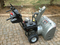 Snowblower, Craftsman 27""
