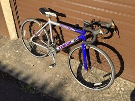 Triax Speed Junior Racing bike. Serviced, Free Lock/Lights/Delivery