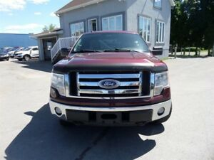 2010 Ford F-150 4WD SuperCab