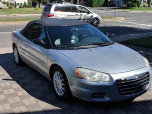2006 Chrysler Sebring Cabriolet