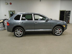 2005 PORSCHE CAYENNE TURBO 450HP! NAVI! SPECIAL ONLY $13,900!!!!