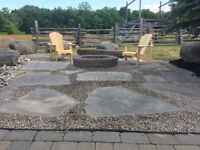 Gardens, Patios, Walkways - AND MORE!!!
