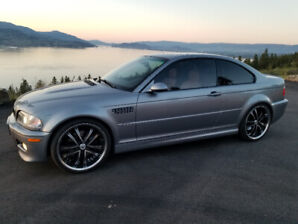 2005 BMW M3 E46 COUPE W/SMG