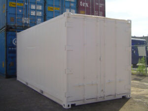 Insulated Storage Containers | Insulated Seacans Sale