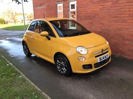 Fiat 500s 1 owner 10k miles (non trader)