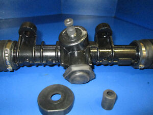 STEERING RACK WITH TIE RODS AND ENDS GREAT FOR BUGGY/ GO CART ET Prince George British Columbia image 2