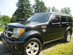 2008 Dodge Nitro 4x4 Certified and road ready