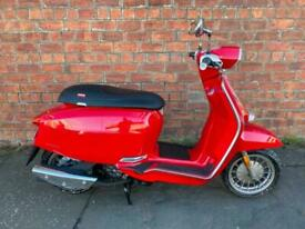 Lambretta V125 Special own this scooter for only £14.17 a week