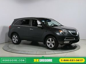 2013 Acura MDX AWD CUIR TOIT CAMERA RECUL 7 PASSAGERS