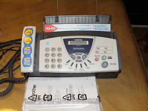 Brother FAX-575 Fax machine / Télécopieur