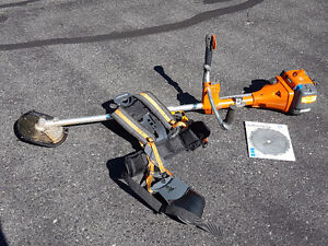 Husqvarna 555fx Professional Forestry Clearing Saw