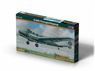 "Mistercraft F-15 - 1:72 Si-204A ""Passagierflugzeug""  - Neu"