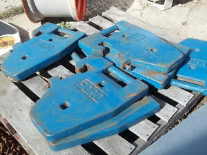 $1.25 per pound for Ford Tractor weights Sarnia Sarnia Area image 9