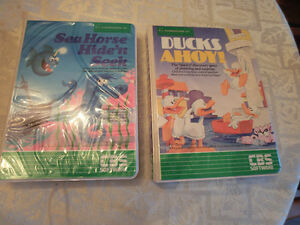 Commodore 64 Children's Educational Games
