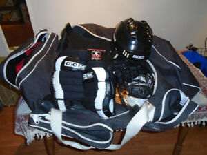 Hockey Gear Complete Set for Sale