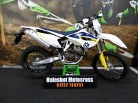 Husqvarna FE 350 Enduro Bike Very clean Must see