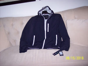 My LOSS - Tommy Hilfiger fall jacket---Water/Wind Resistant