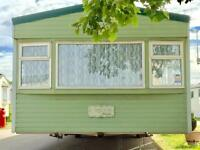 Static Caravan Nr Clacton-on-Sea Essex 3 Bedrooms 8 Berth Cosalt Carlton 2004