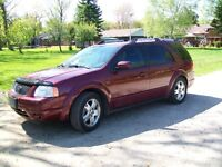 2006 Ford FreeStyle/Taurus X 4 door SUV, Crossover
