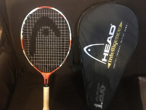 Racquet and carry case