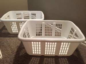 Rubbermaid baskets