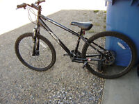 K2 ZED 1.3Youth mountain Bike,Front and Rear Disc,10year olds UP