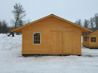 8'x16' Hobby Workshop / Garden / Shed / Storage