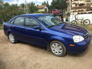REDUCED!! 2004 Chevrolet Optra