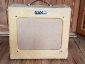 1951 Fender Deluxe TV Front 5A3
