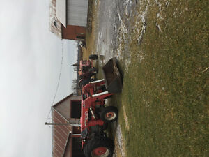 165 Massey ferguson 460 and1060 nuffield