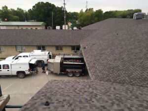 ROOFING EXPERTS LICENSED AND INSURED - CALL FOR FREE QUOTE TODAY