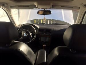 Volkswagen Jetta VR6glx heated leather double din with Bluetooth Moose Jaw Regina Area image 6