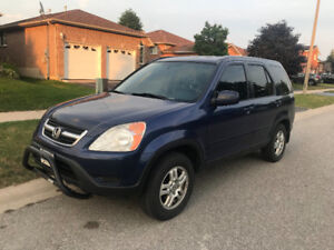 2003 HONDA CR-V for sale LOW MILEAGE