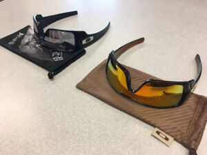 (2) Pairs of Oakley Batwolf® JUST in time for Christmas!!