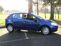 Fiat Grande Punto 1.3 Multijet Active**1 OWNER**FSH**LOW MILEAGE**5 DOOR**