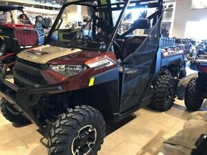 2019 Polaris Ranger XP 1000 EPS 20th Anniversary Limited Edition
