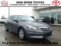 2012 Honda Accord Sedan SE - 4 CYL  - $117.92 b/w*