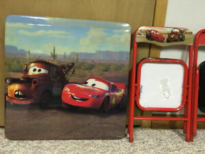 DISNEYPIXEL Cars Folding Table