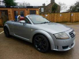 **PRICE DROP**AUDI TT ROADSTER 3.2 V6 ( 250ps ) DSG QUATTRO IN BLUE
