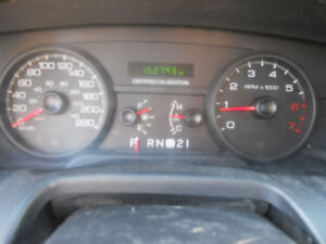 2004 ford expedition instrument cluster problems