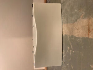 Whirlpool washer and dryer pedestals