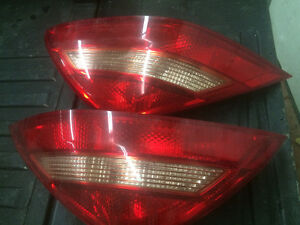 04/05 Honda Accord Coupe Tail Lights