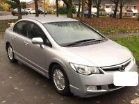 Honda Civic 1.3 IMA Hybrid ES Saloon 4dr