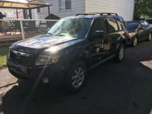 Mazda Tribute 2009 6cyl AWD